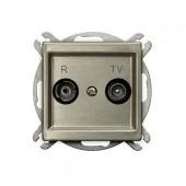 Gniazdo RTV przelotowe 10-dB