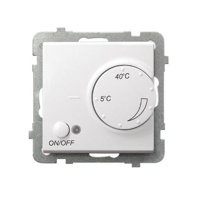 Regulator temperatury z czujnikiem podpodłogowym