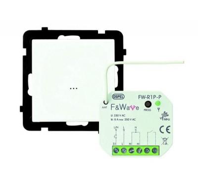 Zestaw łącznika bezprzewodowego do sterowania oświetleniem, do systemu F&F