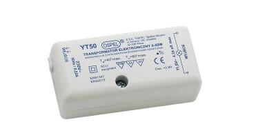 Transformator 0,22A 0-50W