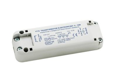 Transformator 0,35A 0-70W