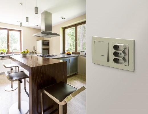 Osprzęt Elektroinstalacyjny Do Kuchni